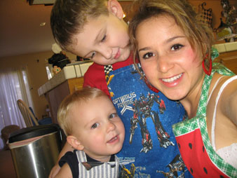 Become an Au Pair   CHI