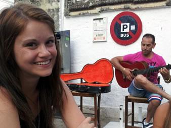 English Conversation Volunteers Abroad   CHI