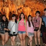 Interns Visit Meramec Caverns