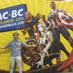 WT Participant Attends Comic Con