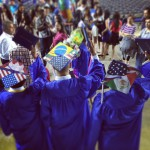 Exchange Students Graduate