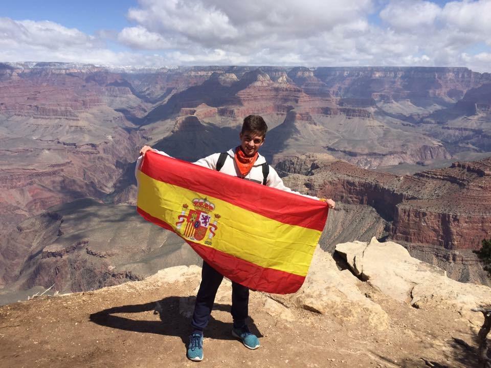 Gratitude from Spain
