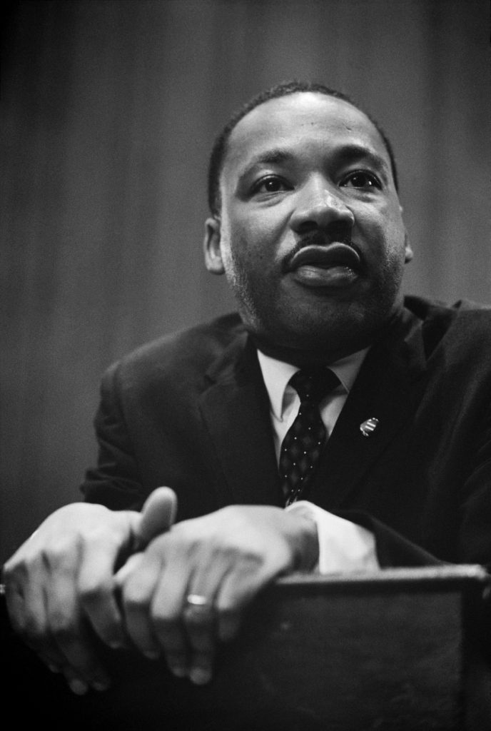 Martin Luther King Jr. Day 1