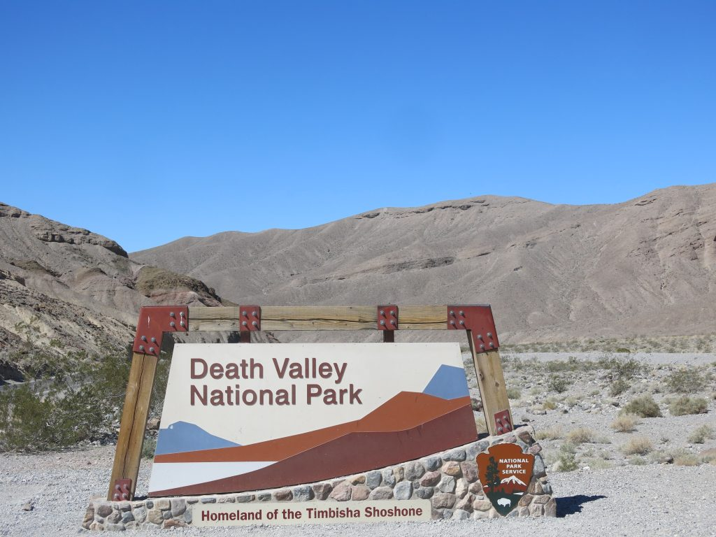 Visit Death Valley National Park in Two Days
