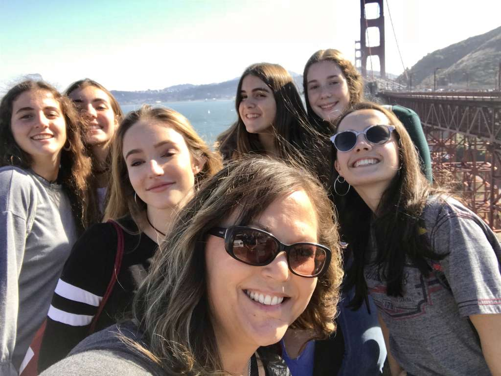 Exchange Students Tour San Francisco 4