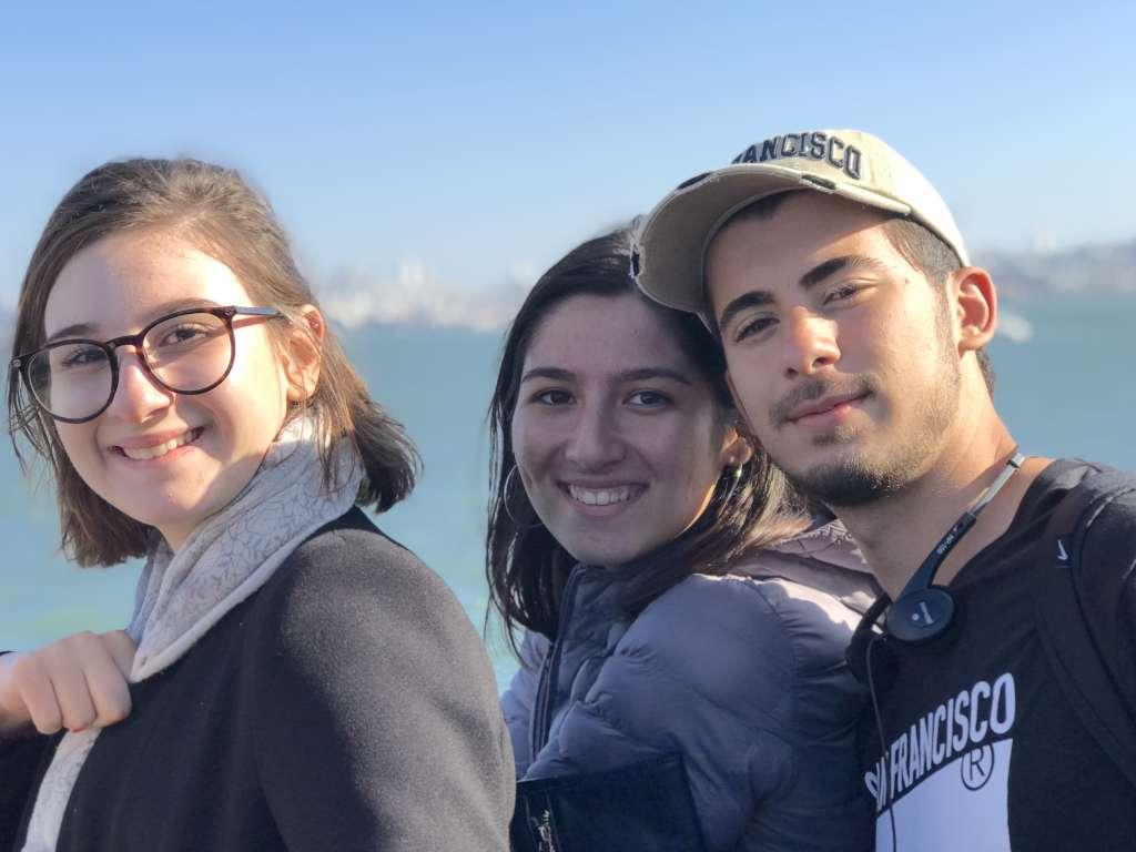 Exchange Students Tour San Francisco 6