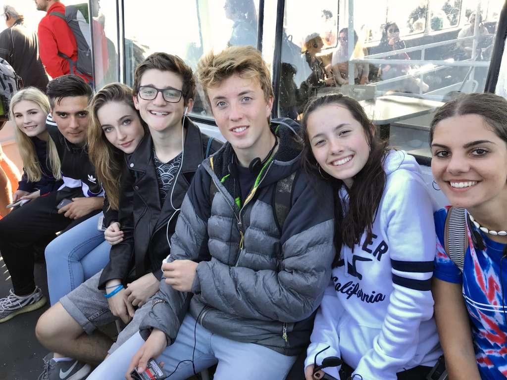 Exchange Students Tour San Francisco 7