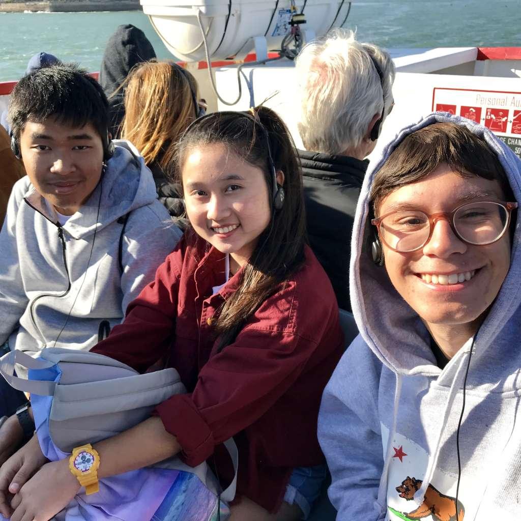 Exchange Students Tour San Francisco 9