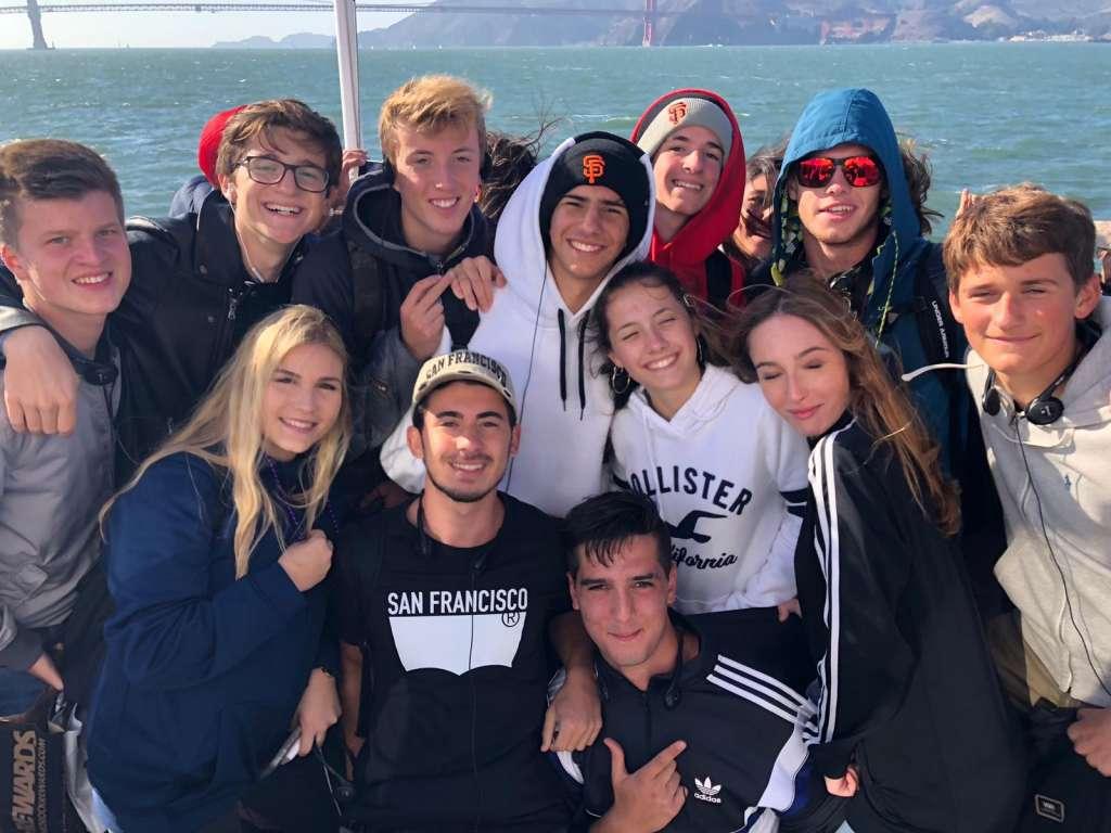 Exchange Students Tour San Francisco 3
