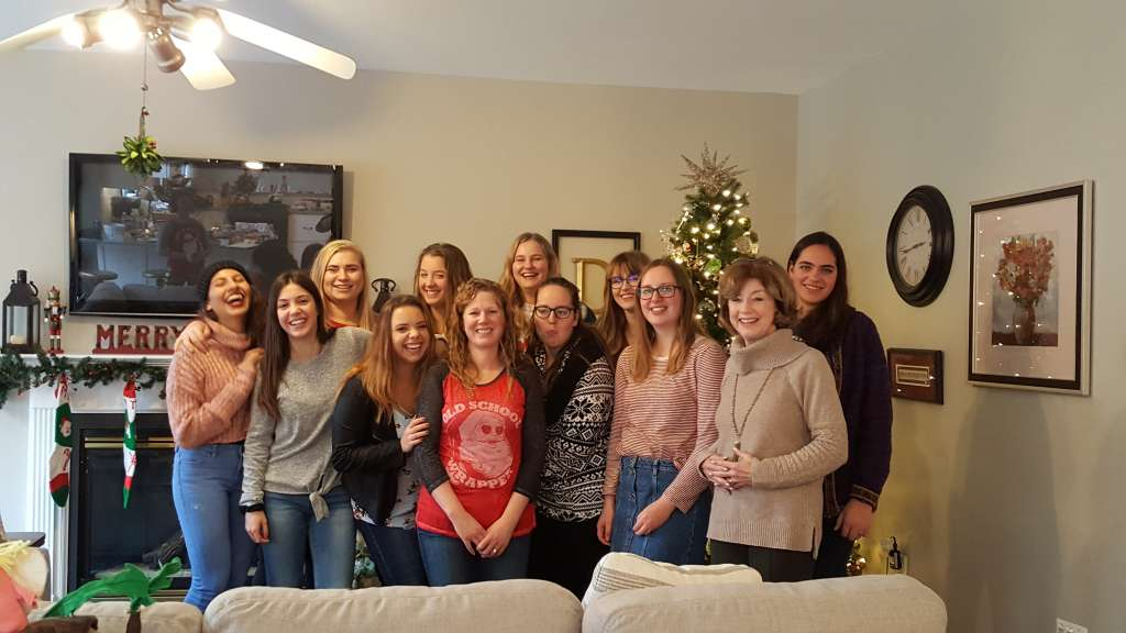 Au Pair Holiday Party in Virginia 1