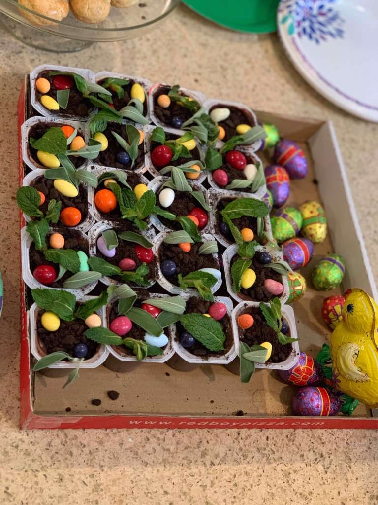 Spring Dishes from CHI Staff 5