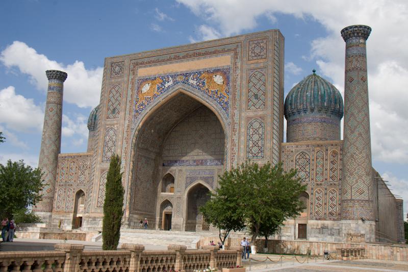 Registan Sq - Samarkand