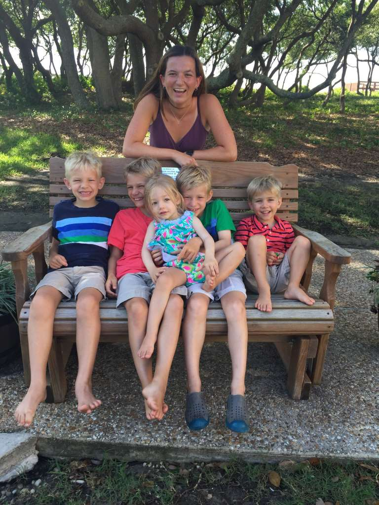 This host family can't imagine life without their au pair! 1