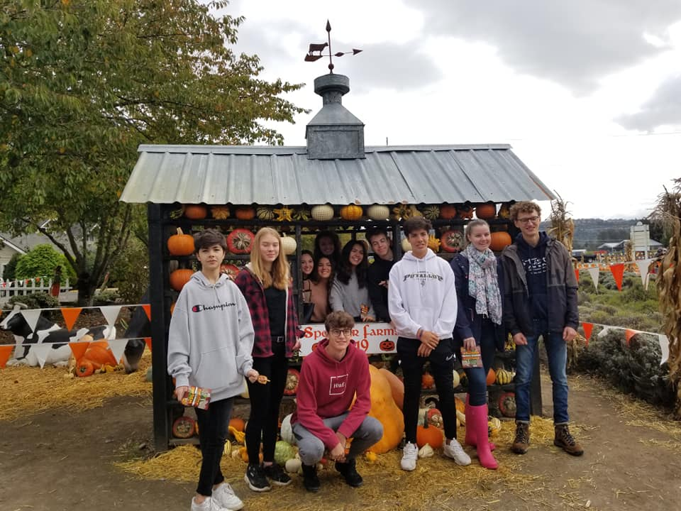 Fall Family Tradition   Visiting a Pumpkin Patch 1