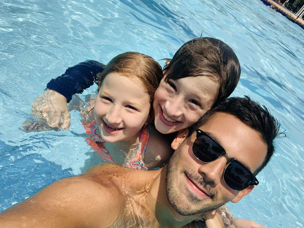 Amazing Male Au Pair: Fede from Paraguay 1