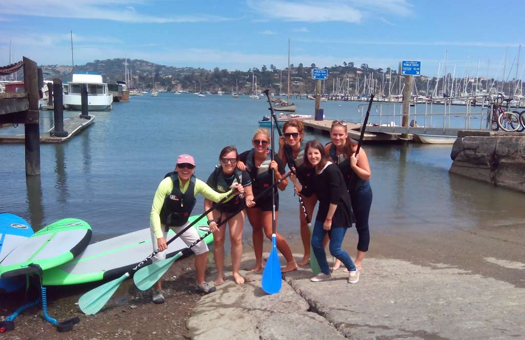 Meet Au Pair Community Administrator, Frances Barbour from Tiburon, Ca 1