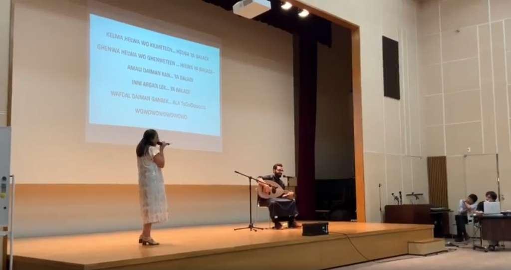 Jordanian Cultural Ambassador Visits Japan 2