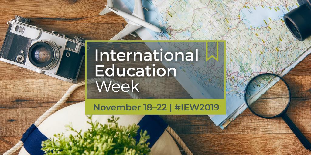 International Education Week 2019 1
