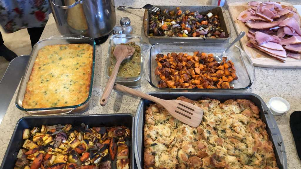 CHI Thanksgiving Lunch 3