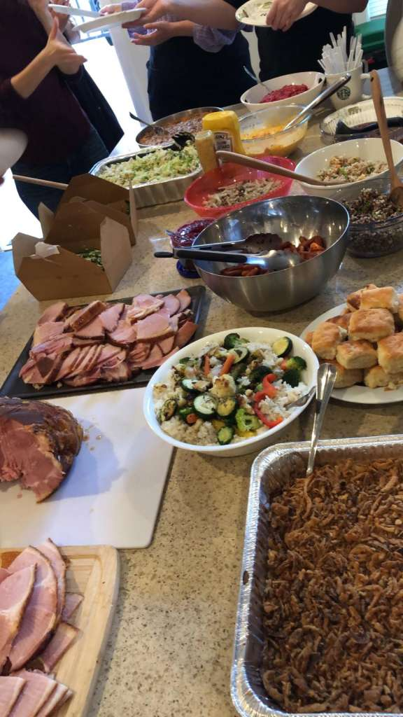 CHI Thanksgiving Lunch 5