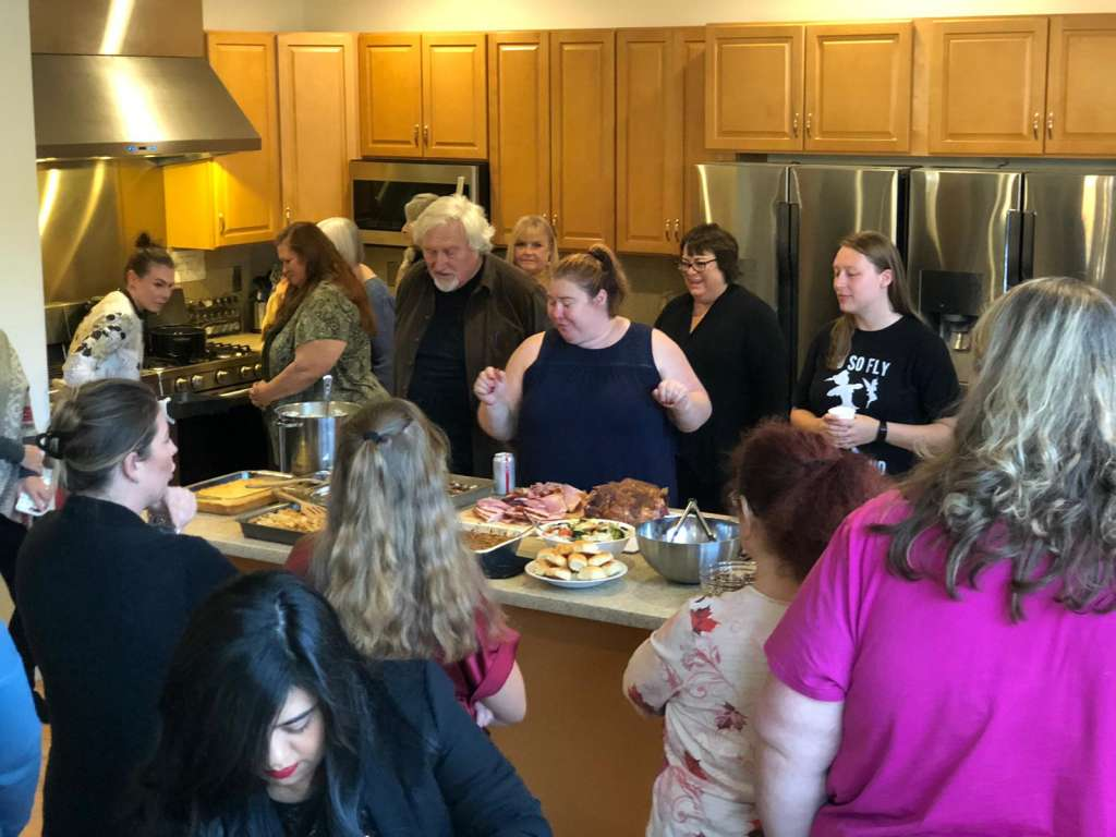 CHI Thanksgiving Lunch 4
