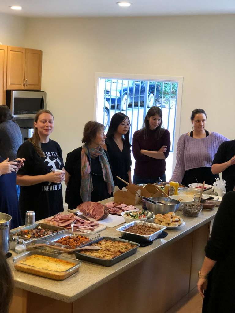 CHI Thanksgiving Lunch 7