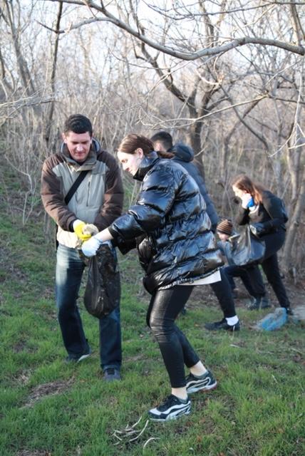 Black Sea Beach Cleanup in Ukraine 1