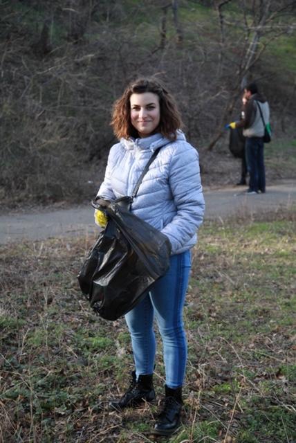 Black Sea Beach Cleanup in Ukraine 2