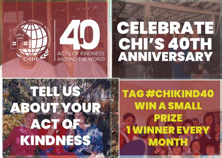 Celebrate Random Acts of Kindness Week 2