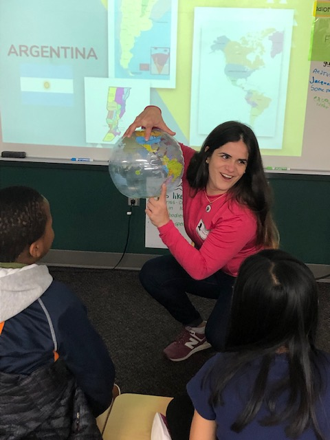 Work and Travel Brings Argentina to Iowa 2