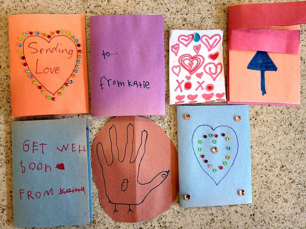Cards for COVID-19 Patients 3