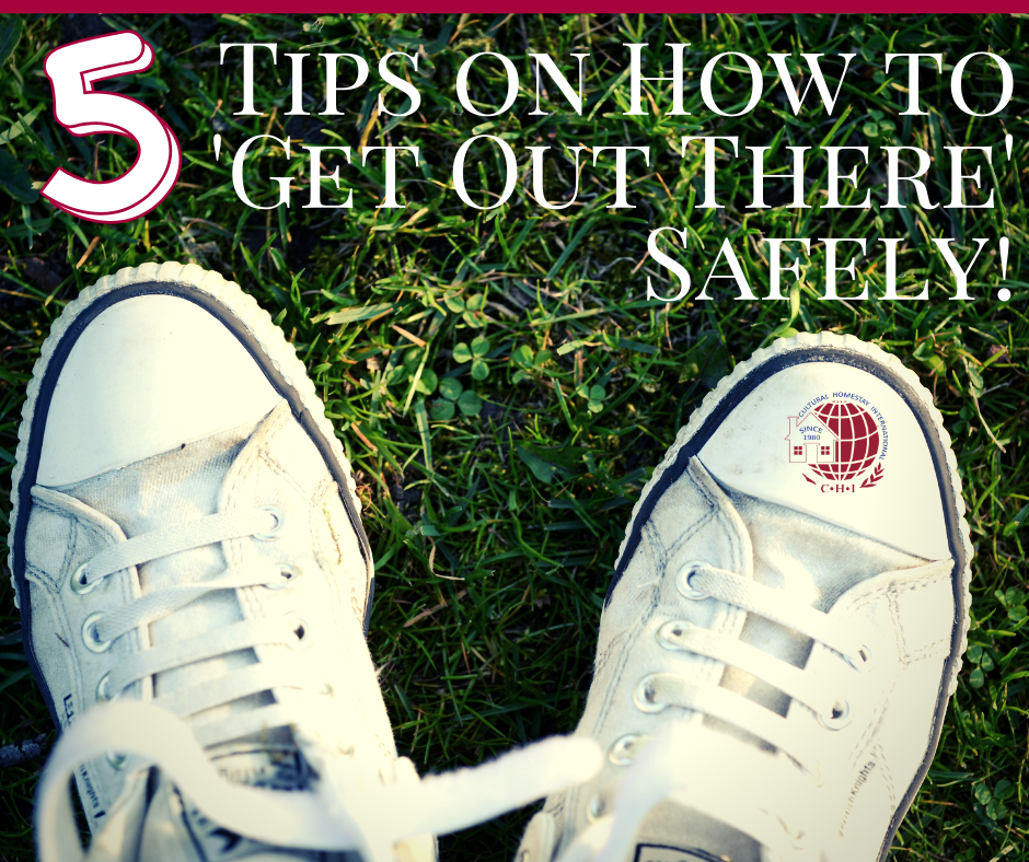 5 Tips on How to 'Get Out There' Safely 1