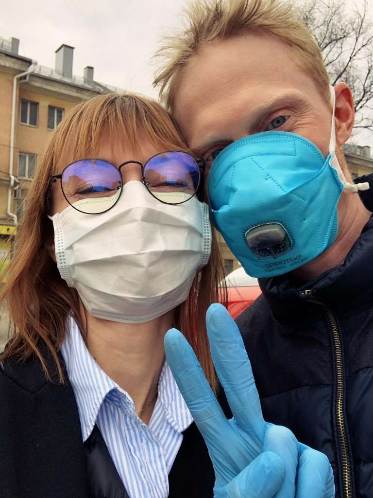 One World Explorer Remains in Russia during the Quarantine 1
