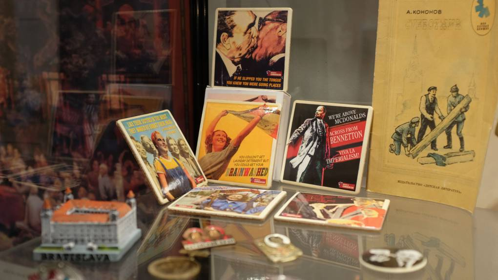 San Rafael's Museum of International Propaganda Reopens Just in Time 1