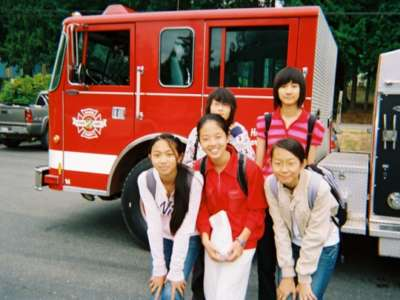 Homestay for Exchange students